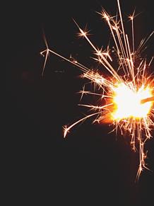 手持ち花火の画像(ポエム素材に関連した画像)
