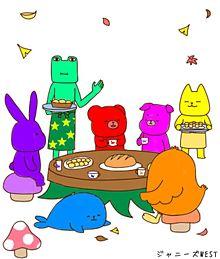 ジャニストで食事会の画像(桐山照史 食に関連した画像)