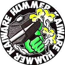 カイワレハンマー  ロゴの画像(imigaに関連した画像)