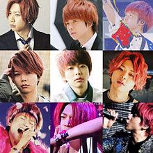 増田貴久 赤髪の画像45点|完全無料画像検索のプリ画像💓byGMO