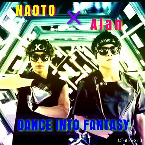 NAOTO&Alanの画像(プリ画像)