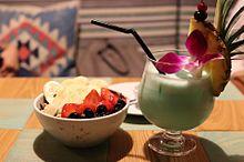 ハワイアンカフェの画像(ハワイに関連した画像)
