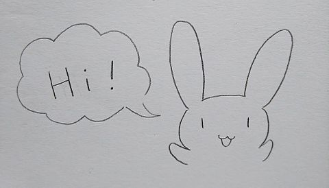 (๑òᆺó๑)ウサウサの画像(プリ画像)