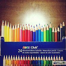 色鉛筆 プリ画像