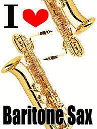 吹奏楽バリトンサックスの画像(プリ画像)