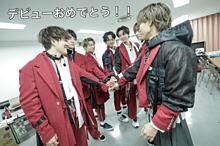 7ORDERデビュー!!!の画像(阿部顕嵐に関連した画像)