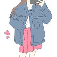 ぱしゃりの画像(おしゃれ イラストに関連した画像)