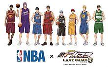 NBA×黒子のバスケの画像(プリ画像)