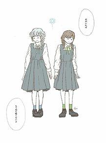 アナ雪IN女子高生の画像(可愛い 壁紙に関連した画像)