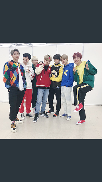 #BTS cute and cool 😎💕😊😆の画像(プリ画像)