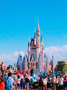 シンデレラ城の画像(ディズニー/disneyに関連した画像)