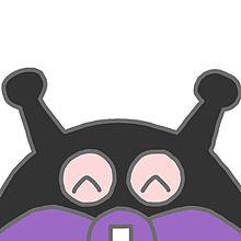 116 ばいきんまんの画像(イラストパステル女の子動物恋に関連した画像)