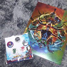 [鑑賞] Thor : Ragnarokの画像(マイティソーに関連した画像)