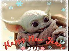 happy new year 🌠 2021 プリ画像