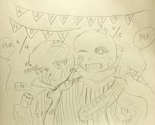 大遅刻だけど誕生日おめでとう!!!!!の画像(サンズに関連した画像)