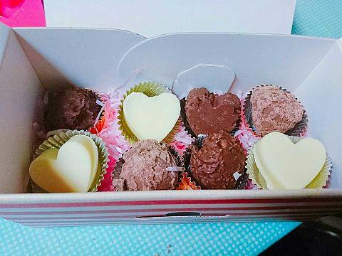 Valentineチョコの画像(プリ画像)