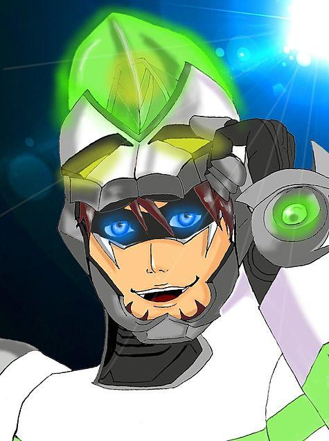 I'm waiting until hero appears!の画像(プリ画像)