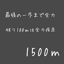 1500mの画像(長距離に関連した画像)