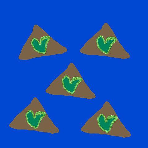 チョコレート画 バレンタインものの画像 プリ画像