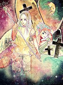 天使と悪魔の画像(プリ画像)