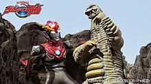 ウルトラマンルーブ ロッソ&レッドキングの画像(ロッソに関連した画像)
