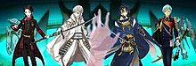 ALDNOAH.ZERO×刀剣乱舞の画像(ALDNOAH.ZEROに関連した画像)