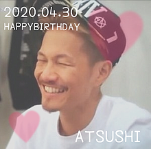 ATSUSHIさん⸜❤︎⸝の画像(exile atsushiに関連した画像)