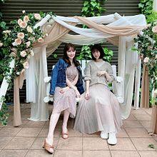 小嶋陽菜 堀未央奈 プリ画像