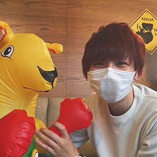 カンガルーと一緒にニコニコ笑顔♡の画像 プリ画像