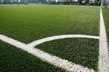 サッカーグラウンド プリ画像