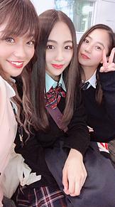 なっちゃん&mokaちゃん&ゆりなちゃんの画像(mokaに関連した画像)
