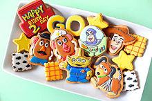 トイストーリー クッキーの画像(クッキー かわいいに関連した画像)