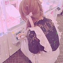 🖤🎀🎀の画像(おしゃれ/お洒落/ファッションに関連した画像)