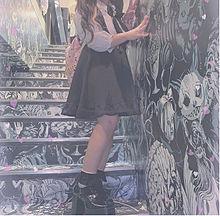 🐾🖤💖の画像(女の子 後ろ姿に関連した画像)