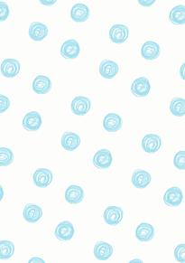 水玉(青)の画像(プリ画像)