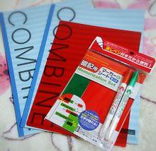 購入品の画像(100円ショップに関連した画像)