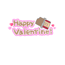 Happy Valentine!の画像(バレンタインに関連した画像)