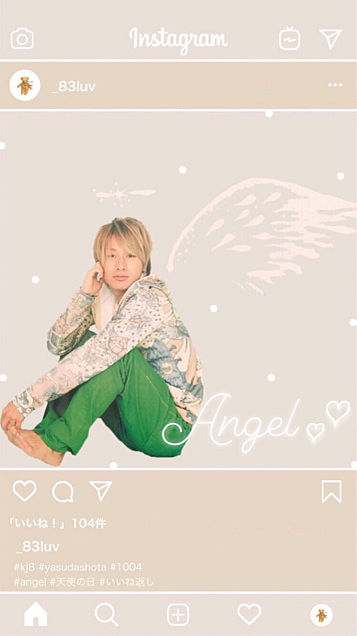 ☆ 天使の日 ☆の画像(プリ画像)