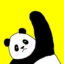 保存OK✩⃛ೄの画像(パンダ イラストに関連した画像)