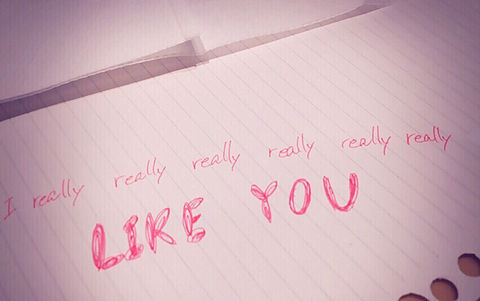 I really like youの画像(プリ画像)