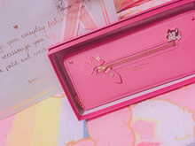財布の画像(ピンクに関連した画像)