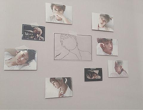 my room .( おひさしぶり 。の画像(プリ画像)