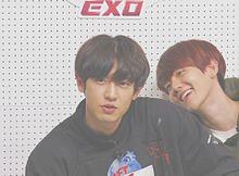 EXOの画像(チャニに関連した画像)