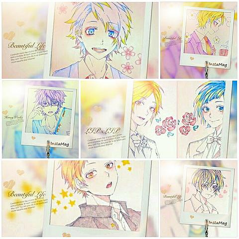 アニメ男子の画像 プリ画像