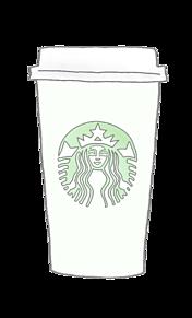 スタバのコーヒの画像(プリ画像)
