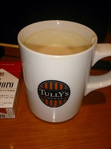 タリーズコーヒー川崎ラゾーナで、カフェラテです(´・c_・`)の画像(タリーズコーヒーに関連した画像)