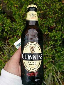 ギネスビールですー(。•ㅅ•。) プリ画像