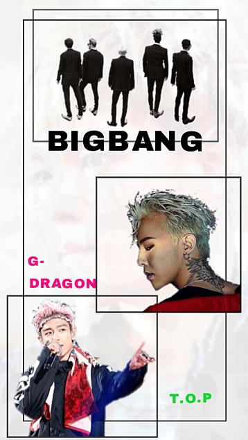 BIGBANG 壁紙の画像(プリ画像)