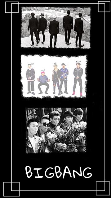 BIGBANG 壁紙 ②の画像(プリ画像)