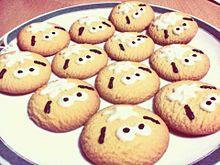 クッキー ショーン ひつじ の
